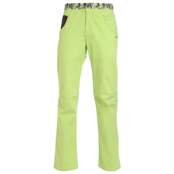 Skratta - Kjell Long Pant - Climbing Trousers Size S  Green