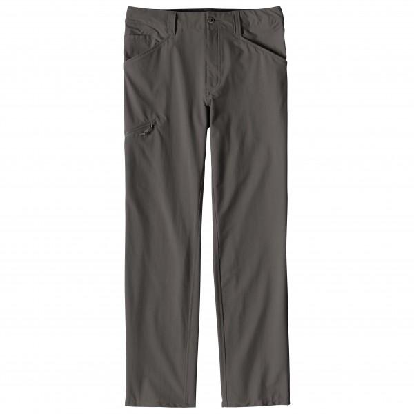 Patagonia - Quandary Pants Trekkinghose Gr 34 Short schwarz/grau