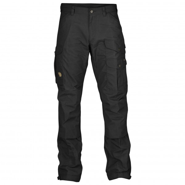Fjllrven - Vidda Pro - Walking Trousers Size 60 - Long - Fixed Length  Black