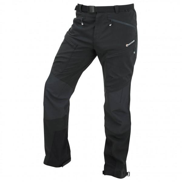 Montane - Super Terra Pants - Trekkinghose Gr L - Short schwarz