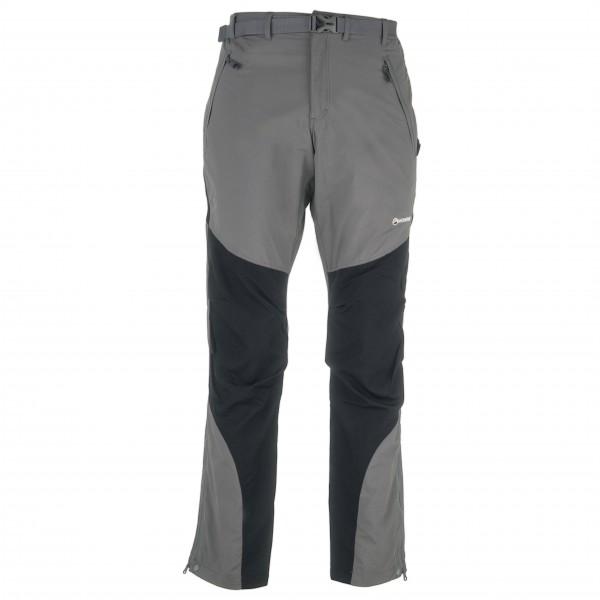 Montane - Terra Pants - Trekkinghose Gr XXL - Regular grau/schwarz