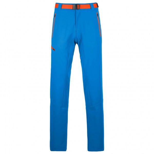 Ortovox - Merino Shield Pants Brenta Trekkinghose Gr S blau Sale Angebote