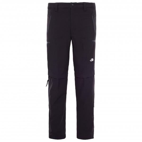 The North Face - Exploration Convertible Pant Trekkinghose Gr 30 Long schwarz jetztbilligerkaufen