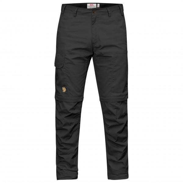 Fjällräven - Karl Pro Zip-Off Trousers - Trekkinghose Gr 24 schwarz