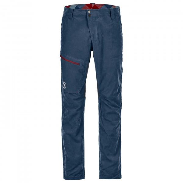 Ortovox - Corvara Pants - Trekkinghose Gr L blau