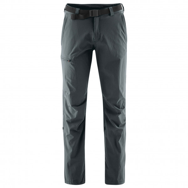 Maier Sports - Nil - Walking Trousers Size 24 - Short  Black/grey
