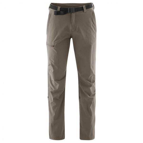 Maier Sports - Nil - Walking Trousers Size 29 - Short  Brown/grey