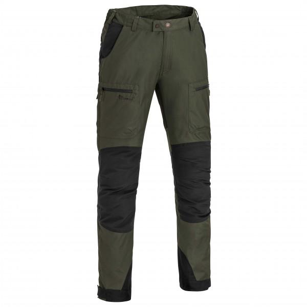 Pinewood - Caribou Tc Extrem Hose - Walking Trousers Size D112 - Short  Black/olive