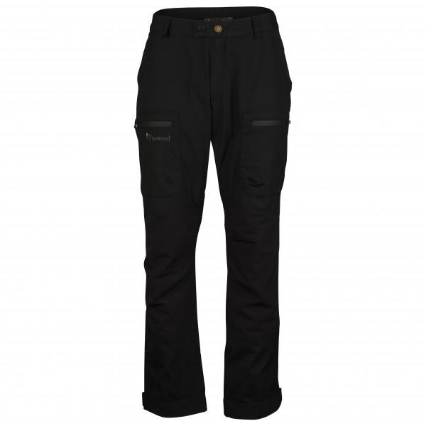 Pinewood - Caribou Tc Extrem Hose - Walking Trousers Size C62 - Regular  Black