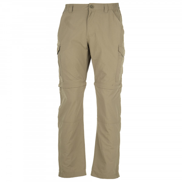 Craghoppers - Nosilife Convertible Trousers - Walking Trousers Size 46 - Regular  Grey/sand