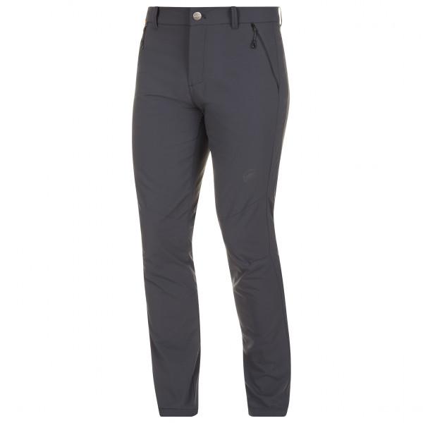 Mammut - Hiking Pants - Walking Trousers Size 54 - Long  Black