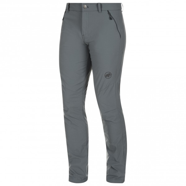 Mammut - Hiking Pants RG - Trekkinghose Gr 46 - Long;46 - Regular;46 - Short;48 - Long;48 - Regular;48 - Short;50 - Long;50 - Regular;50 - Short;52 - Long;52 - Regular;52 - Short;54 - Regular;54 - Short;56 - Short schwarz;grau