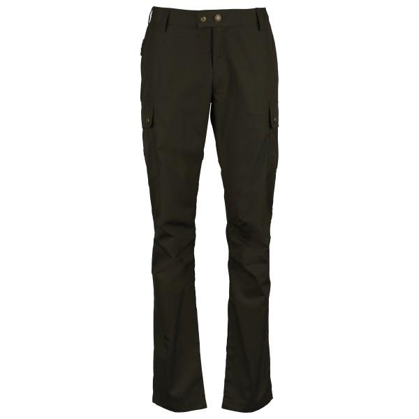Pinewood - Finnveden Tighter - Walking Trousers Size C54 - Regular  Black/olive