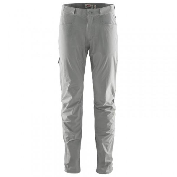 #Fjällräven – High Coast Lite Trousers – Trekkinghose Gr 52 grau#