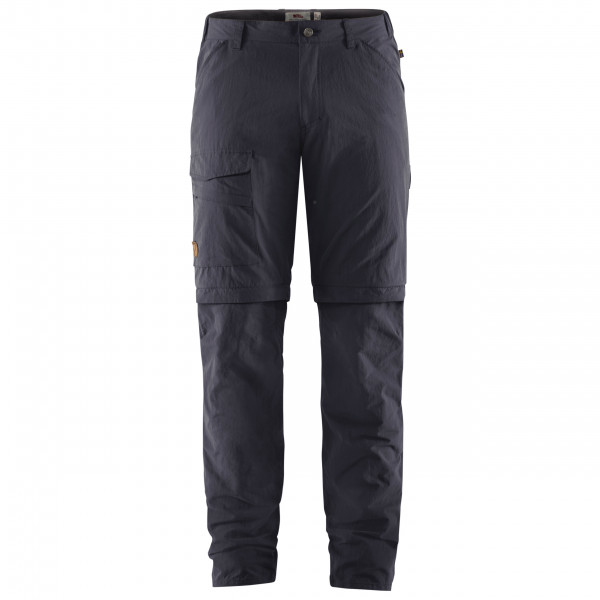 #Fjällräven – Travellers MT Zip-Off Trousers – Trekkinghose Gr 46 schwarz/grau#