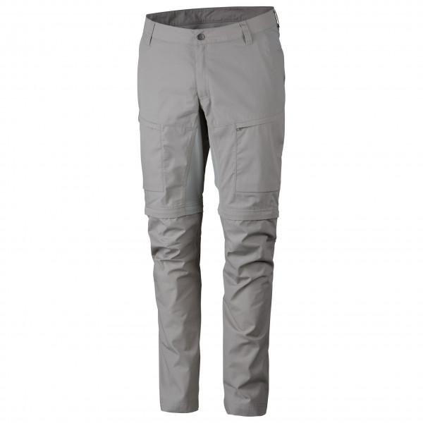 Lundhags - Lykka Zipoff Pant - Walking Trousers Size 50  Grey