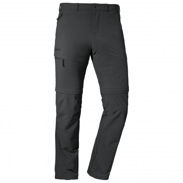 #Schöffel – Pants Koper1 Zip Off – Trekkinghose Gr 58 schwarz#