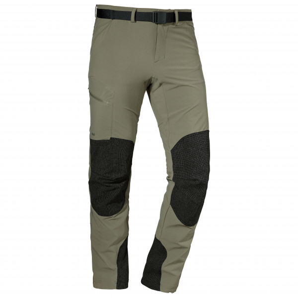 #Schöffel – Pants Tirol – Trekkinghose Gr 25 grau/schwarz/oliv#