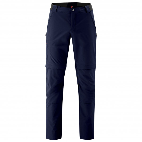 Maier Sports - Norit Zip 2.0 - Walking Trousers Size 98 - Long  Black/blue