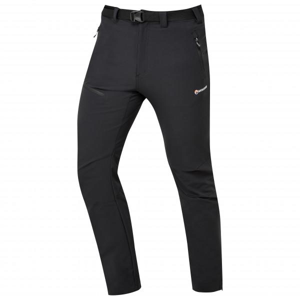 Montane - Terra Route Pants - Walking Trousers Size Xl - Short  Black