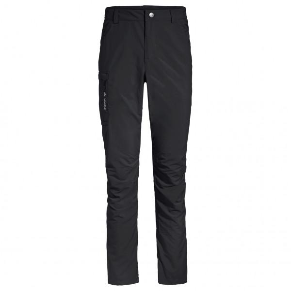 Vaude - Farley Pants V - Walking Trousers Size 58 - Regular  Black