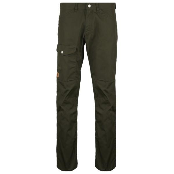 Fj�llr�ven - Womens Keb Fleece Hoodie - Fleece Jacket Size L  Turquoise