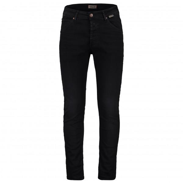 Maloja - ChasperM. - Jeans Gr 29 - Length: 32'';32 - Length: 32'' schwarz;beige/grau 29542-1