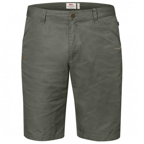 Fjllrven - High Coast Shorts - Shorts Size 50  Grey/olive/black