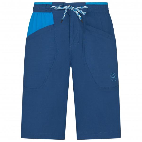La Sportiva - Belay Short - Climbing Trousers Size L  Blue