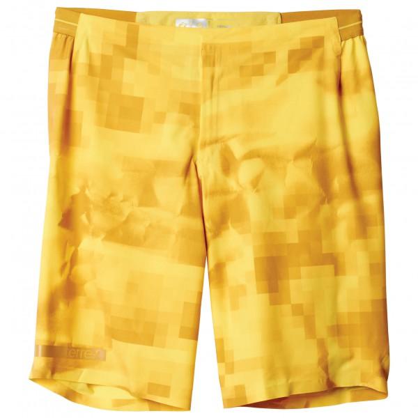 adidas TX Endless Mountain Bermuda Shorts maat 52 oranje-geel