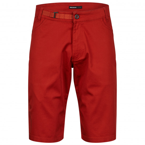 Black Diamond - Credo Shorts - Shorts Size 30  Red