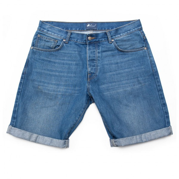 Local - Jeans Shorts Corto Gr M blau Sale Angebote Ruhland