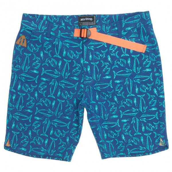All Good - Dorado Shorts Gr S blau