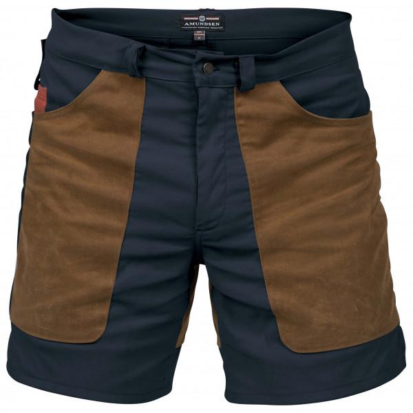 Amundsen Sports - 7Incher Field Shorts - Shorts Gr L schwarz/braun Preisvergleich
