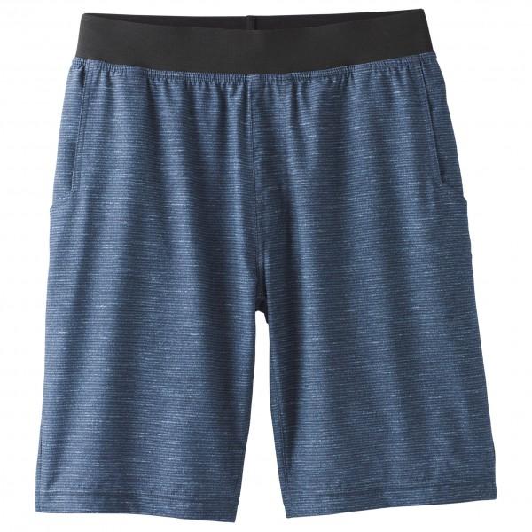 Prana - Super Mojo - Shorts Gr L blau/schwarz