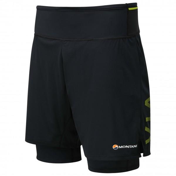 Montane - Trail 2SK Shorts - Laufshorts Gr S schwarz
