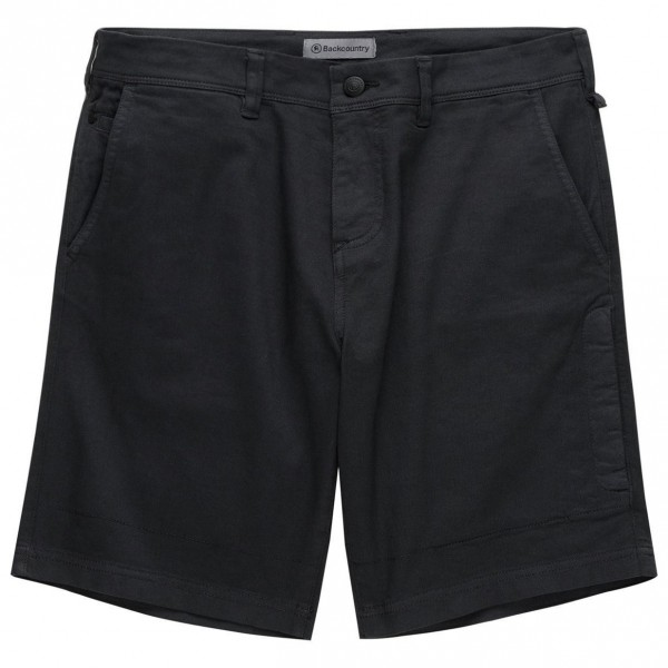 Backcountry - Go-To Stretch Twill Short - Shorts Gr 34 grau