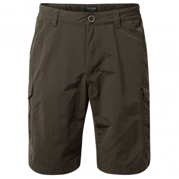 Craghoppers - Nosilife Cargo Short - Shorts Size 36  Black/brown