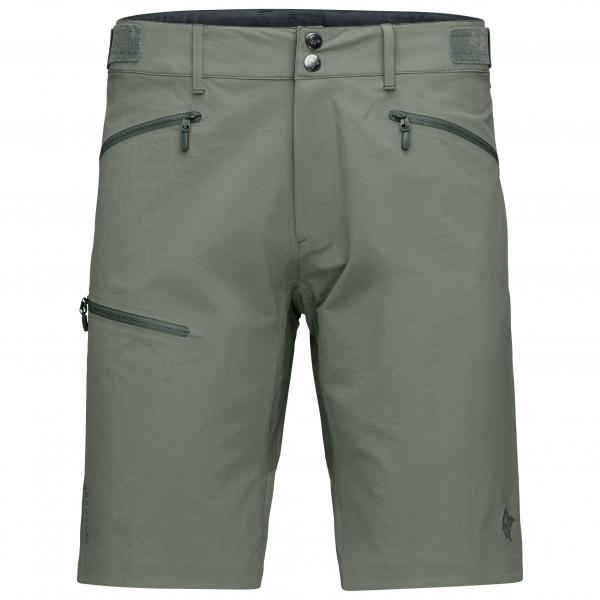 Norrna - Falketind Flex1 Shorts - Shorts Size Xl  Grey/olive