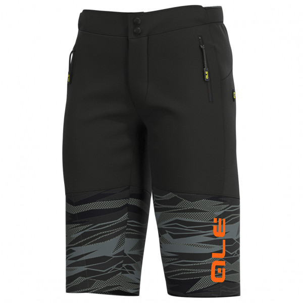 *Alé – Rock Off Road Shorts MTB – Shorts Gr M schwarz*