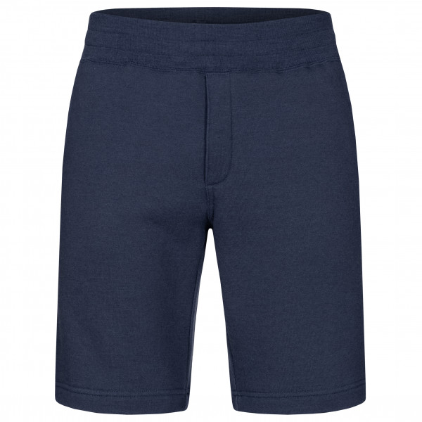 #SuperNatural – Knitted Shorts – Shorts Gr L;M;XL grau;blau/schwarz#