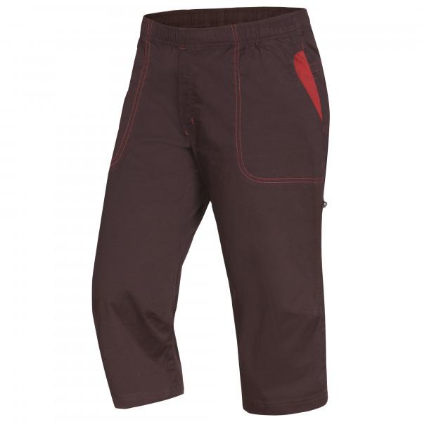 Ocun - Jaws 3/4 Pants - Shorts Size M  Black/brown
