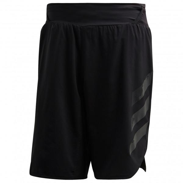 adidas - Agravic Allaround Shorts - Laufshorts schwarz