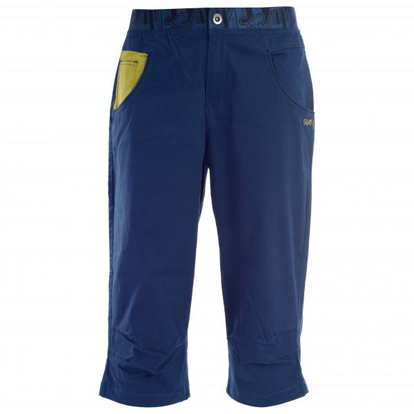 Skratta - 3/4 Pant Kjell - Shorts Size Xl  Blue