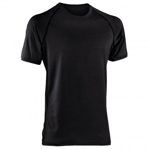 Engel Sports - Shirt S/S Regular Fit - T-Shirt Gr S schwarz