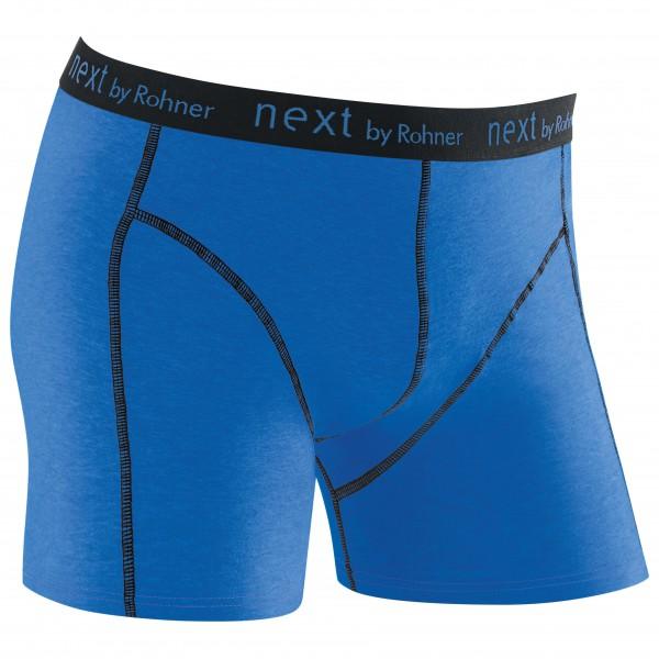 Rohner - Boxer - Kurze Unterhose Gr L blau
