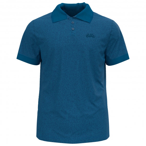 Odlo - Polo S/s Nikko - Polo Shirt Size M  Blue