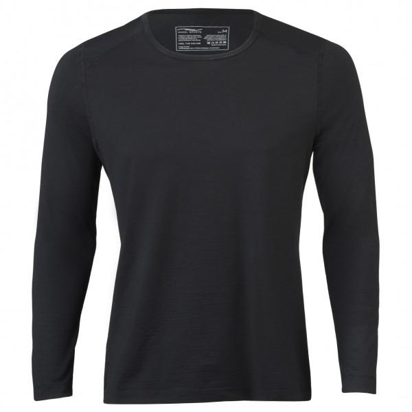 Engel Sports - Shirt II Langarm - Longsleeve Gr XXL schwarz