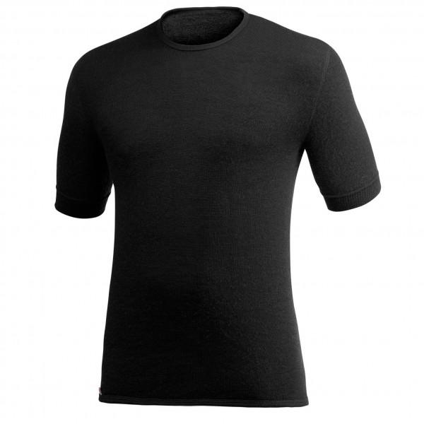 Woolpower - Tee 200 - T-shirt Size Xxs  Black