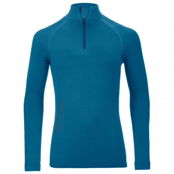 - Ortovox - M Comp Long Sleeve Zip - Sportondergoed